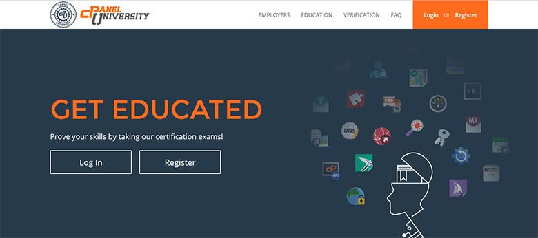 CPanel University, soon from CPanel.University