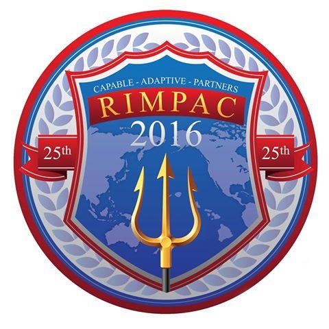 RIMPAC 2016 - China will participate.