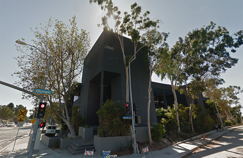 The XYZ HQ in Santa Monica, California.