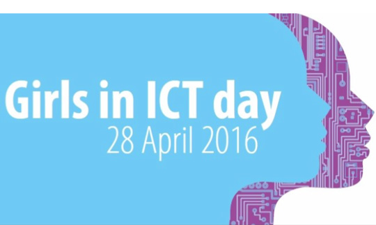 Girls in ICT Day.