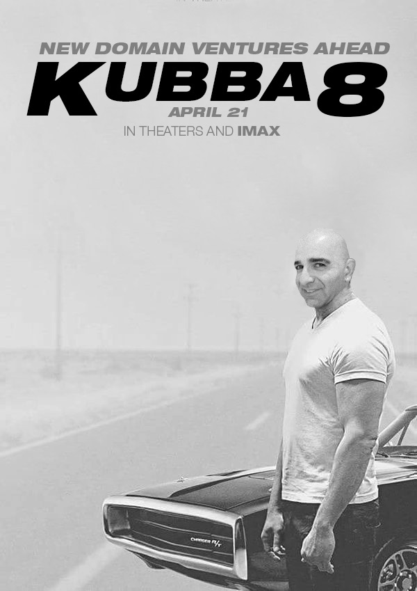 Kubba 8 - The Movie.