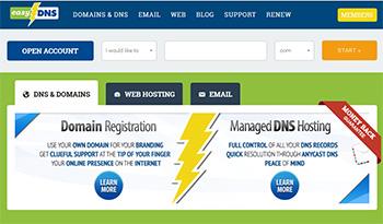 ICANN accredited registrar, EasyDNS.
