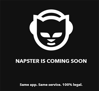 Napster to be relaunched.