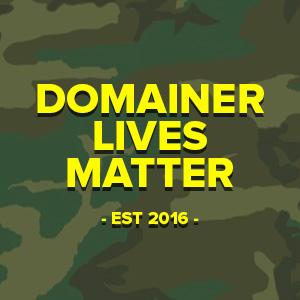 Domainer Lives Matter.