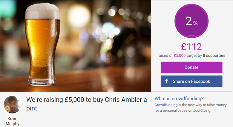Buy Chris Ambler a beer for his .Web idea.