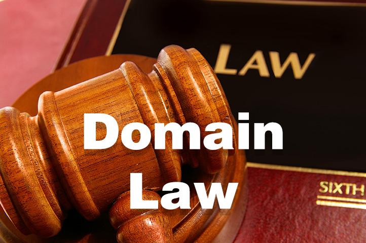 Domain law.