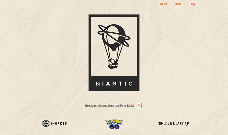 Niantic Labs - Not at Niantic.com currently.