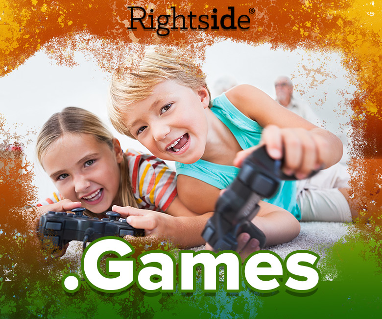Rightside launching dot .Games very soon.