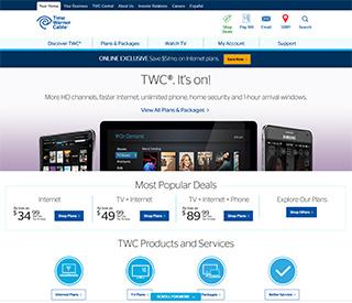 TWC web site.