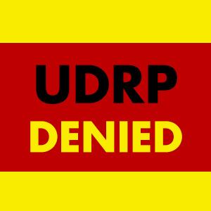 UDRP-DENIED