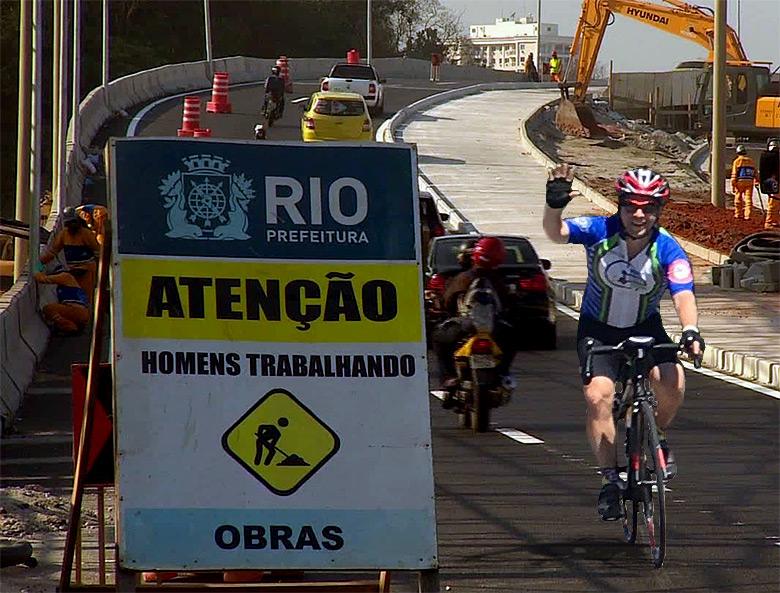 Elliot in Rio, Brazil.