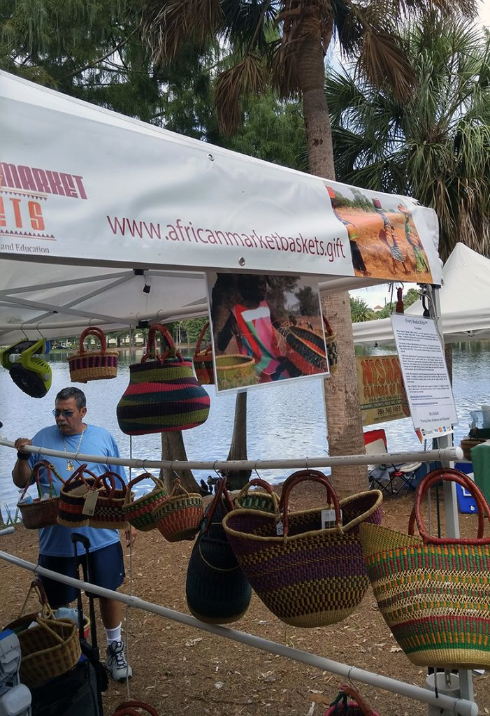 African Market Baskets uses AfricanMarketBaskets.gift