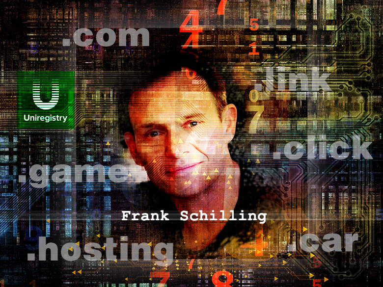 Frank Schilling - The NameJet bidding account is operated by a bot.