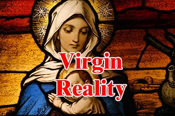 Virgin reality.