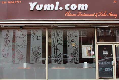 Yumi.com restaurant.