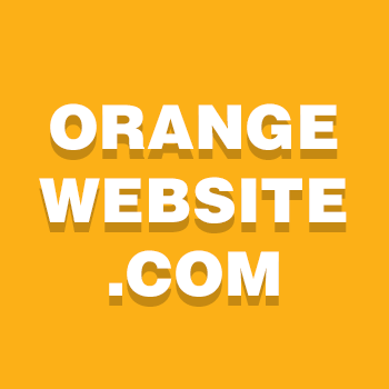 orange web site .com