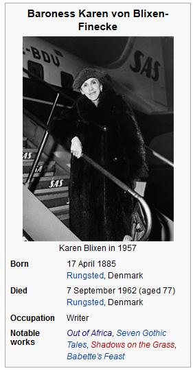 Karen Blixen - Wikipedia.