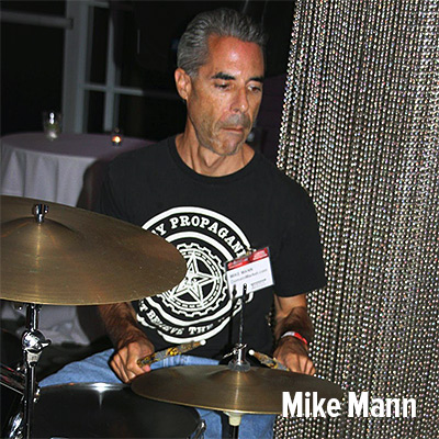 Domain investor, Mike Mann.