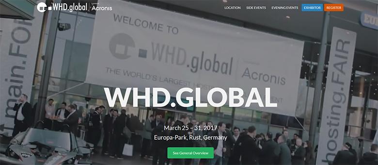 WHD.global 2017.