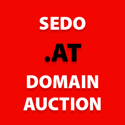 Sedo .AT domain auction.