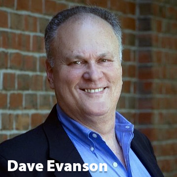 Dave Evanson, Senior domain broker at Sedo.