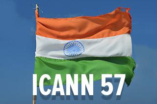 ICANN57 in Hyperabad, India.