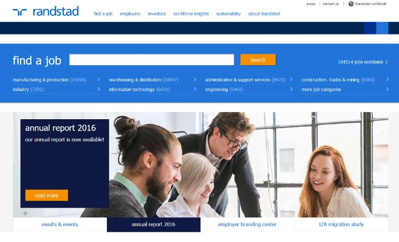 HRI com stolen : Randstad domain property turns up for sale