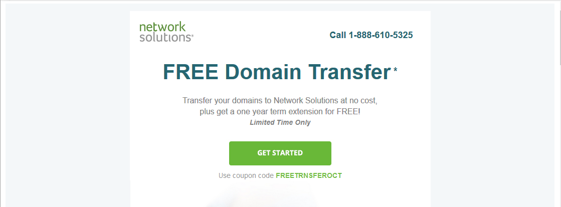 Network solutions coupon renewal 2018