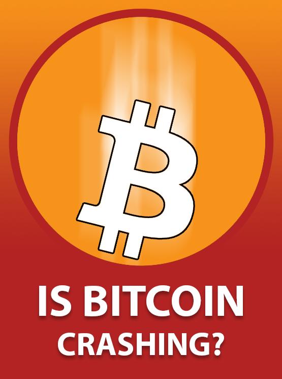Is Bitcoin crashing?