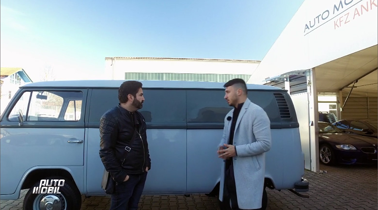 Sedo On Auto Mobil Vw Bus Gets Converted For A German Tv Show